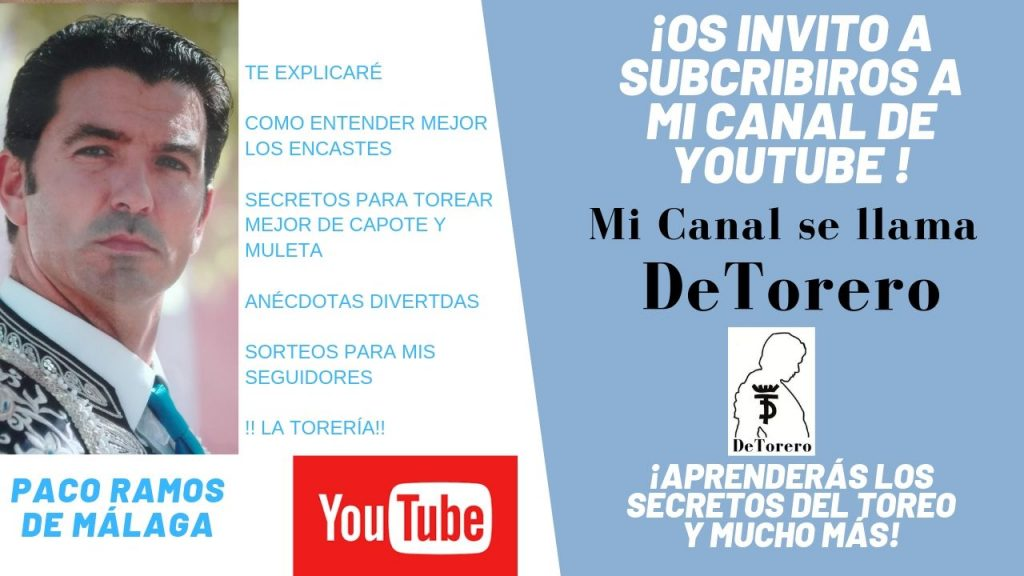 canal de youtube detorero