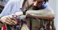Domingo Zapata pasión por el traje de luces