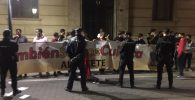 Protesta de toreros
