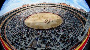 Las ventas dará su primera corrida de toros